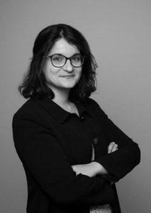 Isabelle Pidoux avocate à la cour